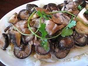nấm có thể chế biến thành các món ăn ngon rất đặc trưng