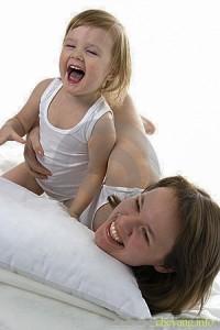 Một tinh thần thoải mái sẽ giúp bạn nuôi con tốt hơn