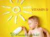 Sai lầm khi bổ sung vitamin D khiến trẻ thấp còi